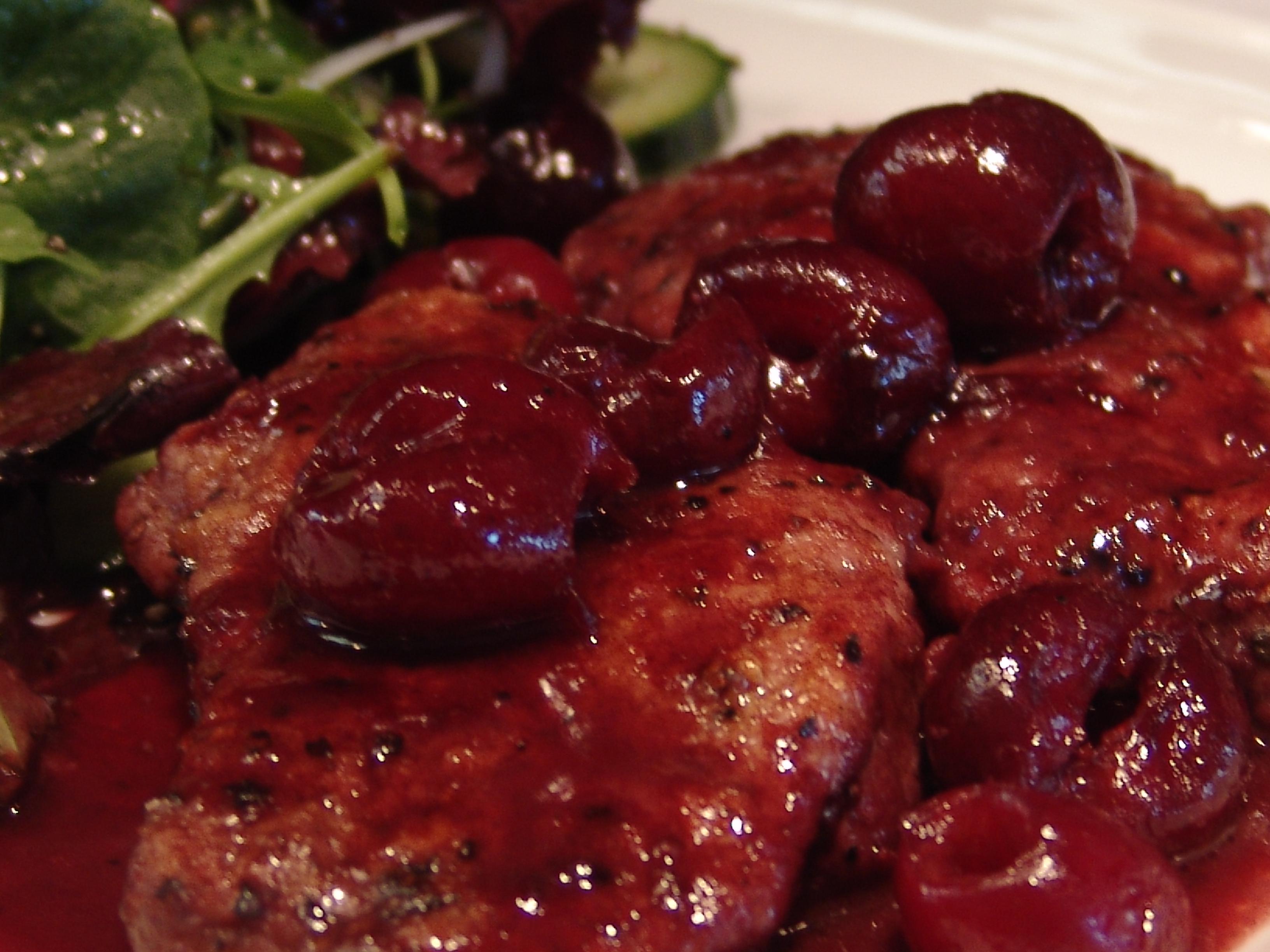 есть для свинина в вишневом соусе рецепт с фото лесбийское лизание